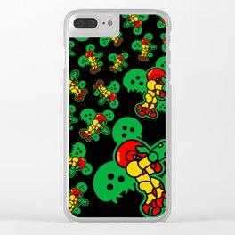 ChibiSamus Clear iPhone Case