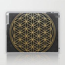 The Flower of Life Laptop & iPad Skin