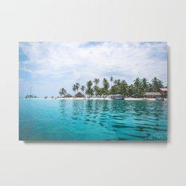 San Blas, Panama. Metal Print