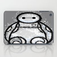 baymax iPad Cases featuring Baymax by grapeloverarts