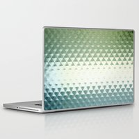 grid Laptop & iPad Skins featuring Grid by Silja Rouvinen