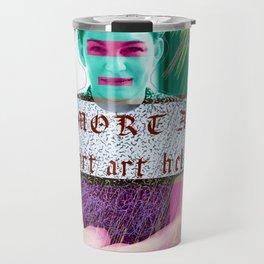 Woman N12 Travel Mug
