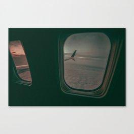 Early Morning Flight Canvas Print