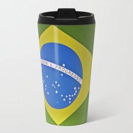 Patria Amada, Brasil (Brazil) Travel Mug