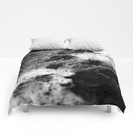 The Judith / Charcoal + Water Comforters