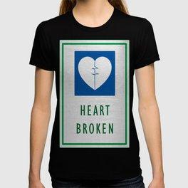 Heart Broken T-shirt