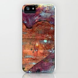 Permission Series: Glamorous iPhone Case