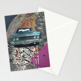 gemini season 1 Stationery Cards