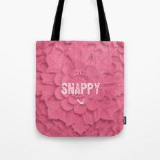 Happy Snappy Tote Bag