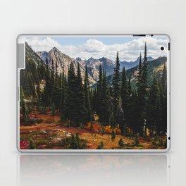 Autumn in North Cascades Laptop & iPad Skin
