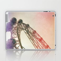 Vintage Ferris Wheel  Laptop & iPad Skin