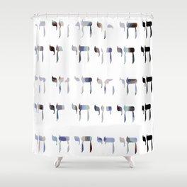 Chai Shower Curtain