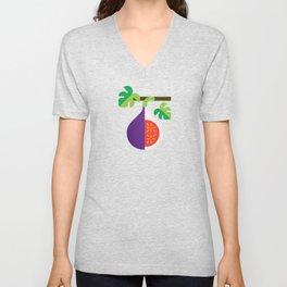 Fruit: Fig Unisex V-Neck