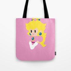 Princess Peach - Minimalist  Tote Bag