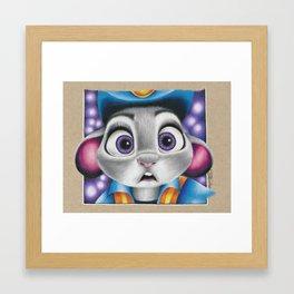 Judy Hopps Framed Art Print