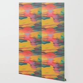 Fairytale Sunset Wallpaper