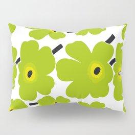 Finnish Flower Pillow Sham
