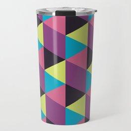 Prisma Shadows Travel Mug