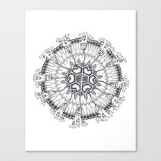 Melethalia-Flagellata-Leptomedusae Canvas Print