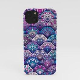 Bohemian Quilt iPhone Case