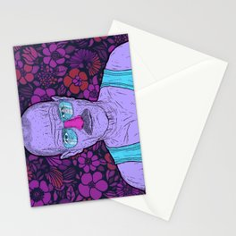 Cook (fiolet) Stationery Cards