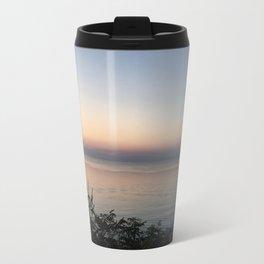 Sunset on the Lake Travel Mug