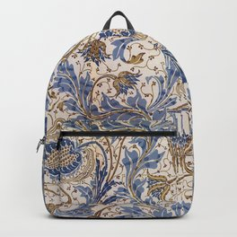 Aged Pomegranate Pattern Backpack