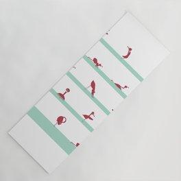 Flamingo Yoga Yoga Mat