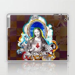 Sagrado Coração de Jesus (Sacred Heart) #1 Laptop & iPad Skin