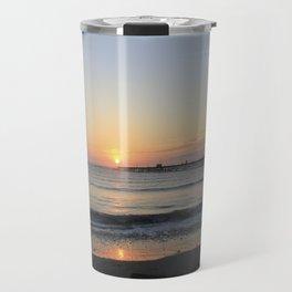 Sunset at Peru Travel Mug