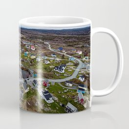 Winding Through The Cove Coffee Mug