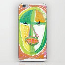 Summer Man iPhone Skin