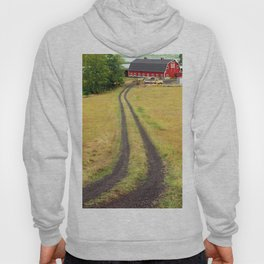 Red Barn Dirt Road Hoody
