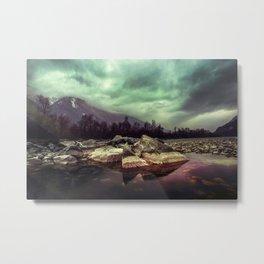 Mystic River Metal Print