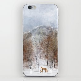 nature will find a way deux iPhone Skin