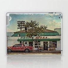 Bronx Pizza Laptop & iPad Skin