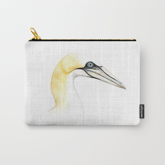 Northern gannet Carry-All Pouch