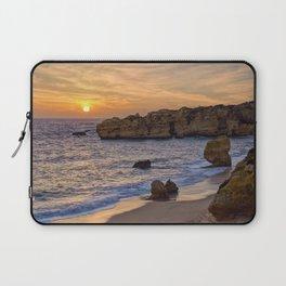 Sunset, Albufeira Laptop Sleeve