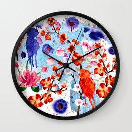 Salina Wall Clock