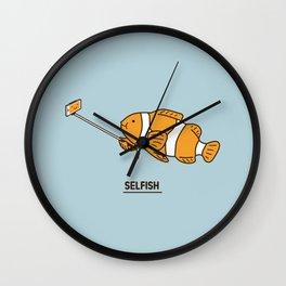 Selfish Wall Clock