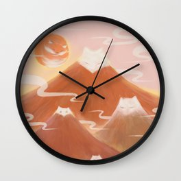 Journey with FOX 3 Wall Clock