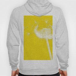 Freesia Yellow Dandelion Hoody