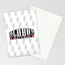OLDBOY Factory Stationery Cards