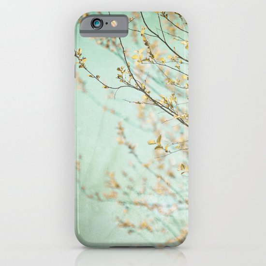 Turquoise Skies  iPhone & iPod Case
