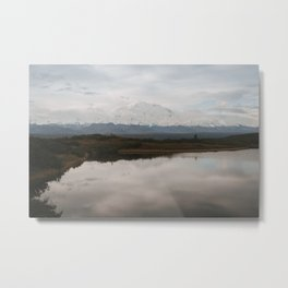 Wonder Lake Metal Print