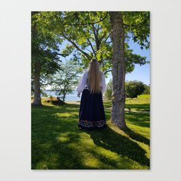 Summerdance 2 Canvas Print