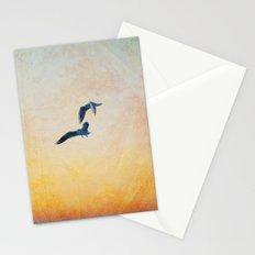gulls Stationery Cards