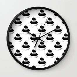 Religieuse Wall Clock