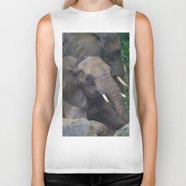 Elephants Eye Biker Tank