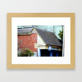 Cleaner Wash For Sale Framed Art Print